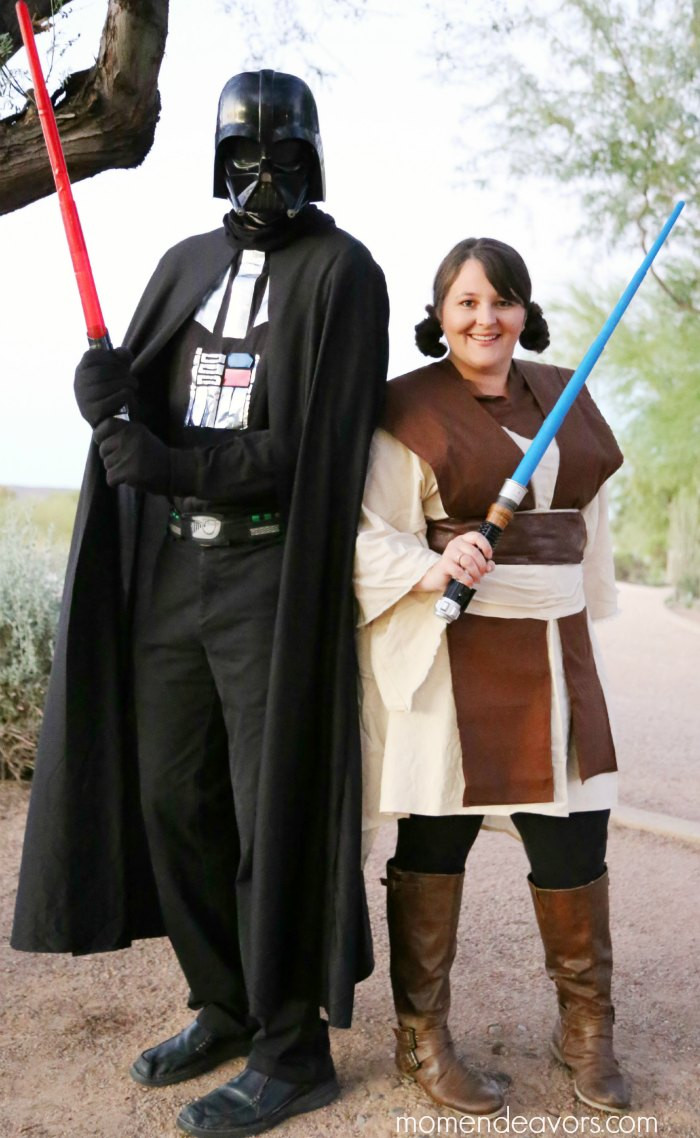 Best ideas about DIY Starwars Costume . Save or Pin DIY Star Wars Family Costumes Now.