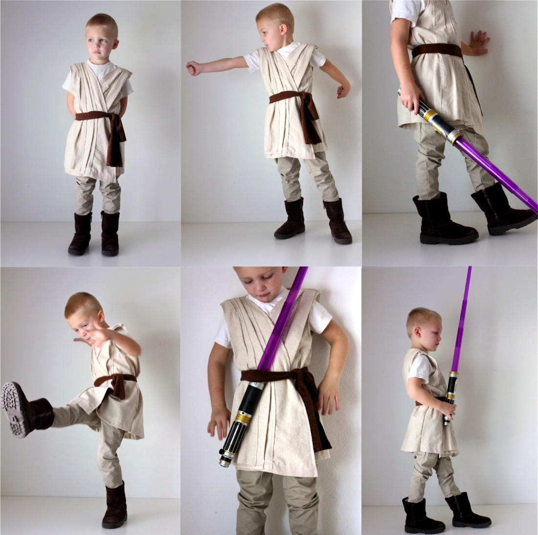 Best ideas about DIY Starwars Costume . Save or Pin Jedi Costume – MADE EVERYDAY Now.