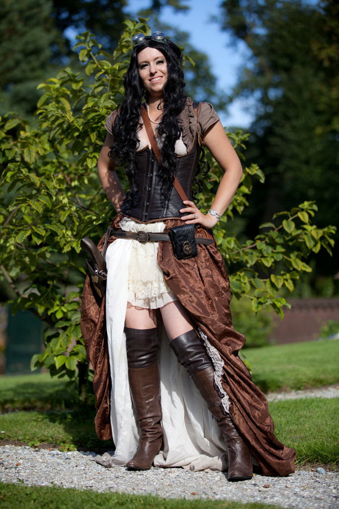 Best ideas about DIY Steampunk Costume . Save or Pin The Noble Hare Castlefest Now.