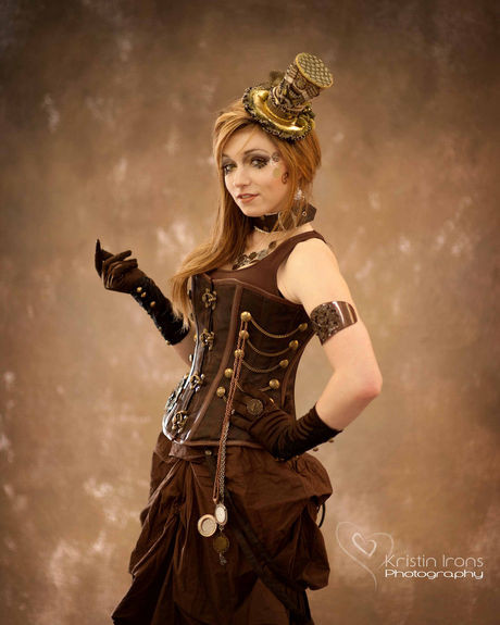 Best ideas about DIY Steampunk Costume . Save or Pin 30 Creative Steampunk Costume Ideas Now.