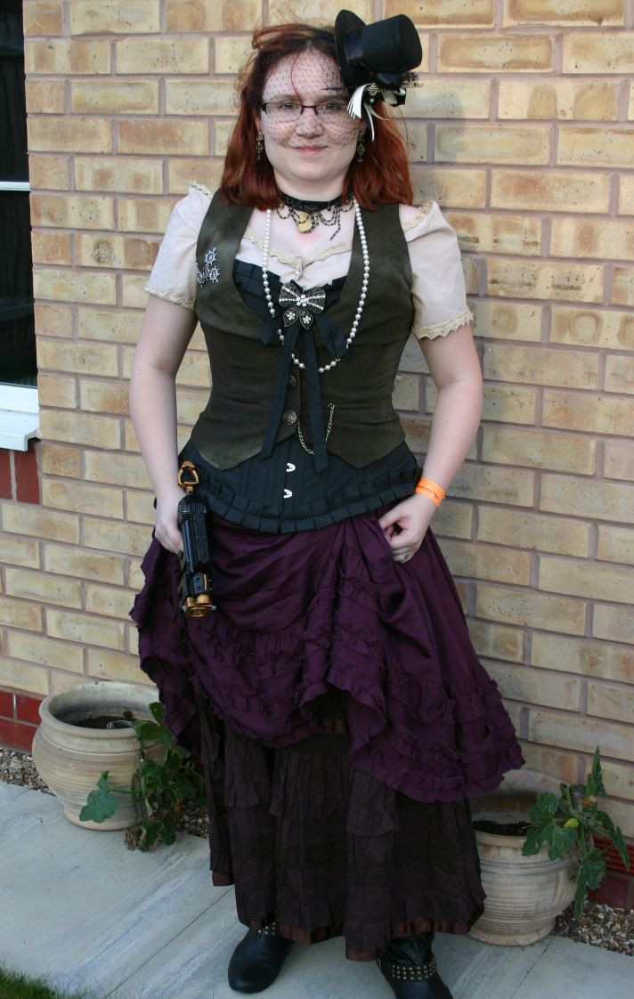 Best ideas about DIY Steampunk Costume . Save or Pin Creating a Steampunk Costume for the Cosplay Newbie Part Now.