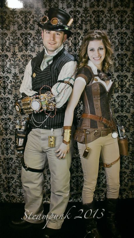 Best ideas about DIY Steampunk Costume . Save or Pin 30 Creative Steampunk Costume Ideas Costumes Now.