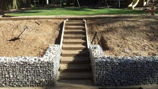 Best ideas about DIY Stone Wall . Save or Pin 15 DIY Retaining Walls To Add Value To Your Landscape Now.