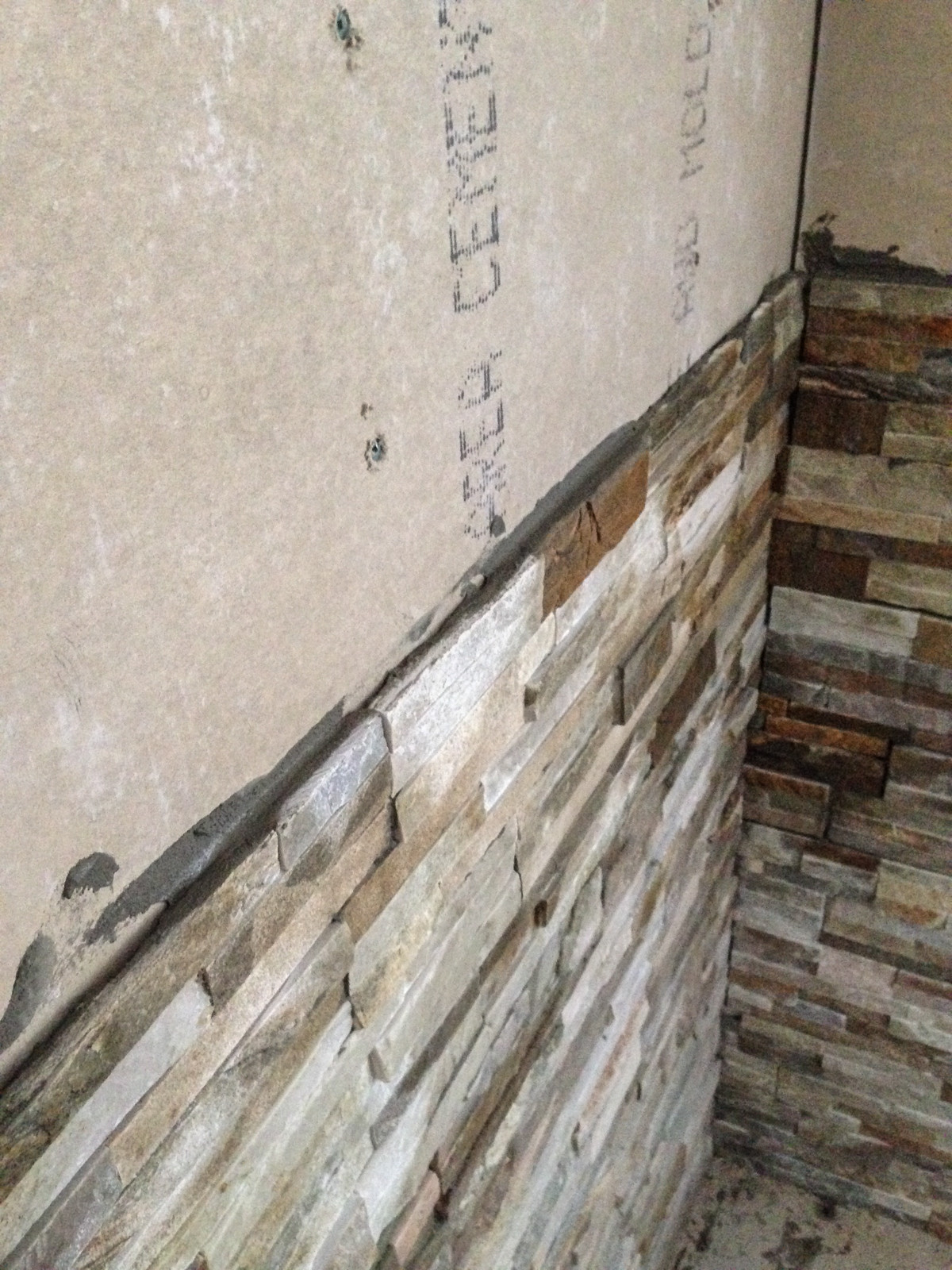 Best ideas about DIY Stone Wall Behind Wood Stove . Save or Pin How to Install a Wood Stove in Your Manufactured Home Now.