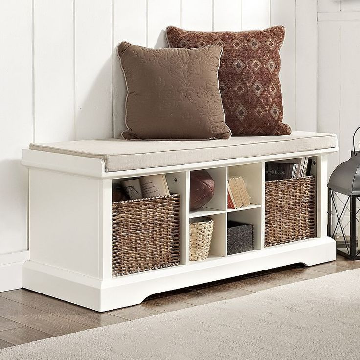 Best ideas about DIY Storage Bench . Save or Pin 1000 ideas about Storage Benches on Pinterest Now.