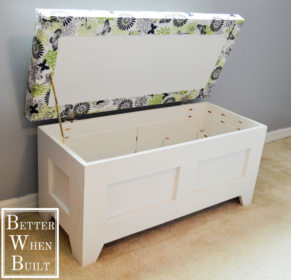 Best ideas about DIY Storage Bench . Save or Pin DIY File Storage Bench Now.