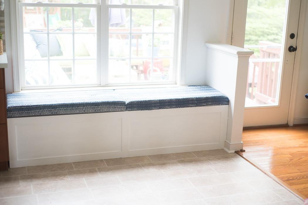 Best ideas about DIY Storage Bench . Save or Pin DIY BUILT IN STORAGE BENCH TUTORIAL Now.