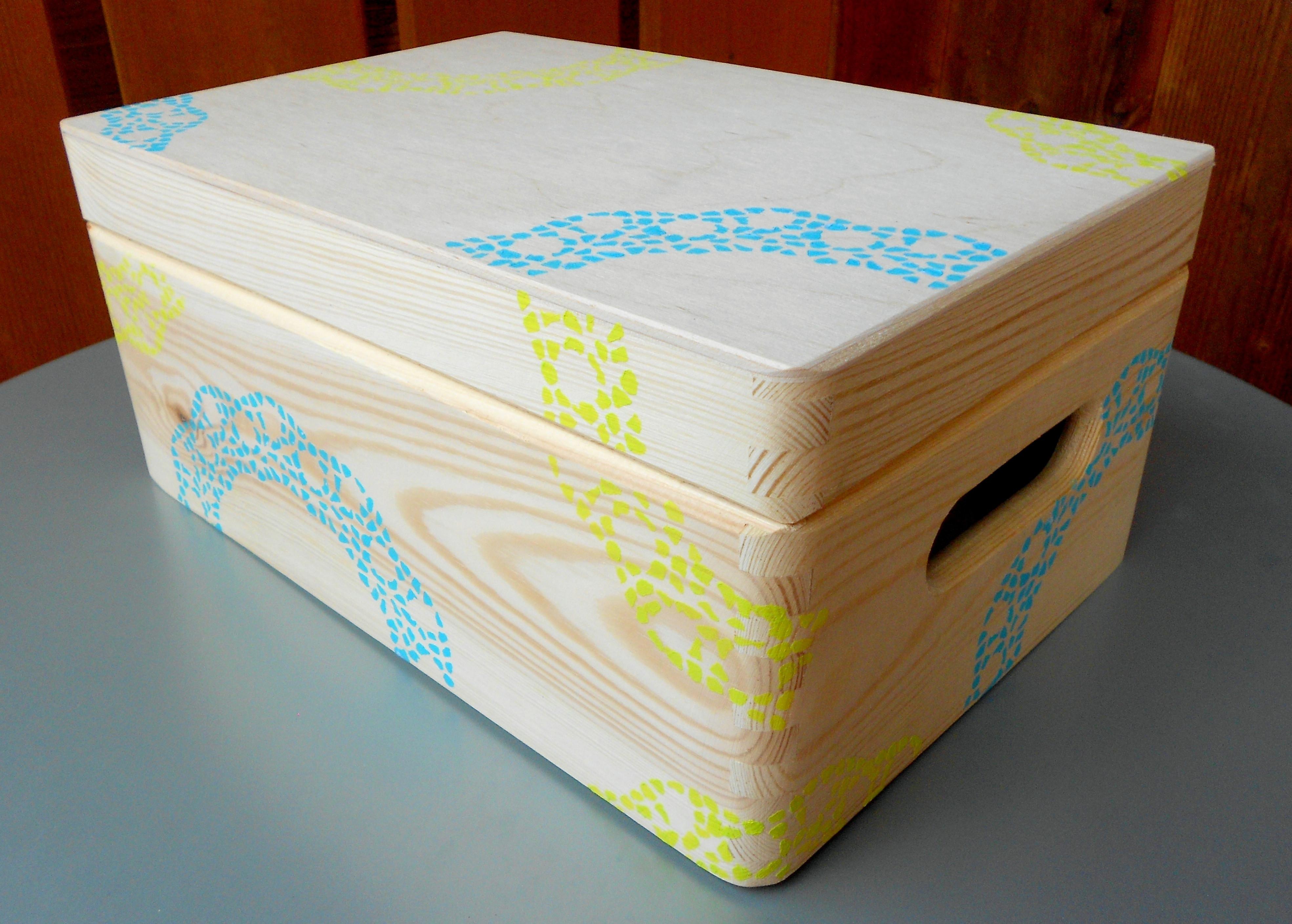 Best ideas about DIY Storage Chest . Save or Pin DIY Storage Box Now.