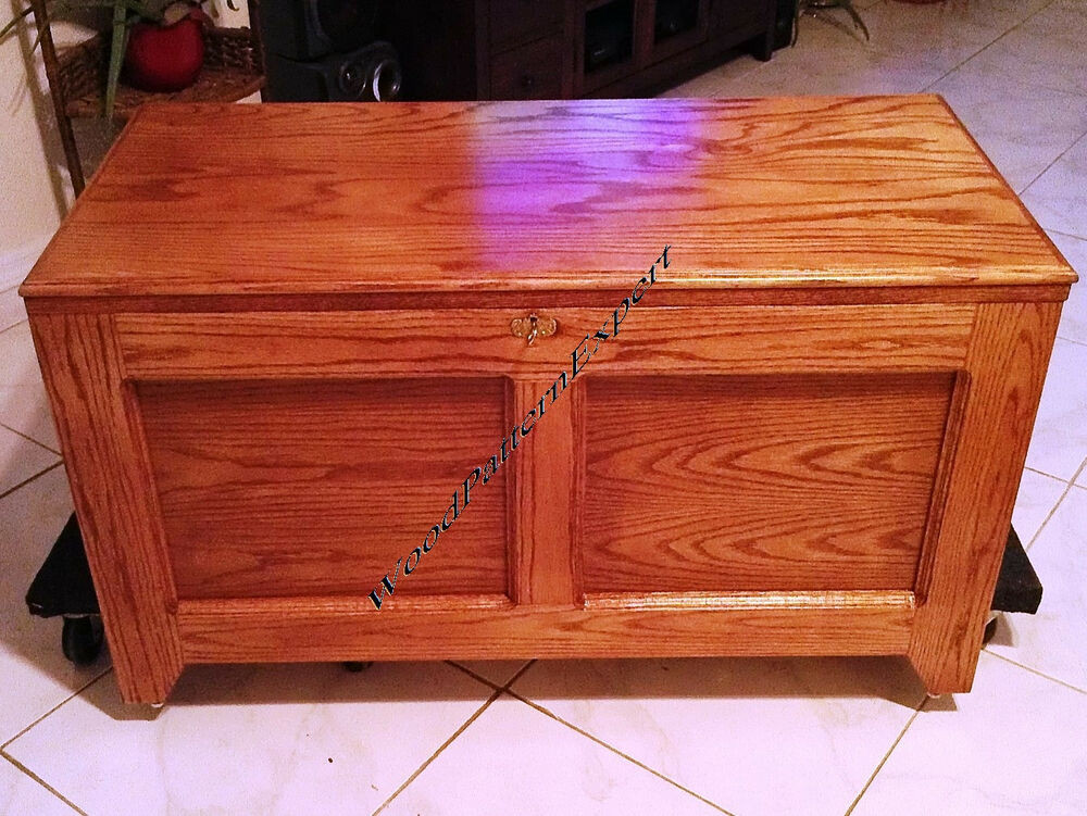 Best ideas about DIY Storage Chest . Save or Pin CEDAR CHEST Paper Patterns BUILD TOY STORAGE HOPE BOX LIKE Now.