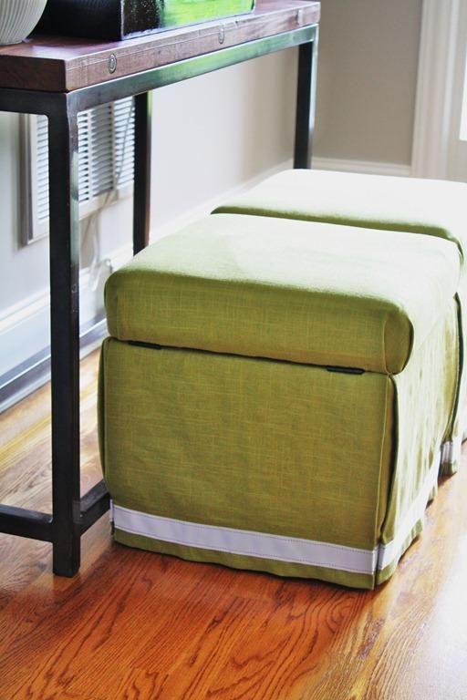 Best ideas about DIY Storage Ottoman Cube . Save or Pin 17 Best images about DIY Ottoman on Pinterest Now.