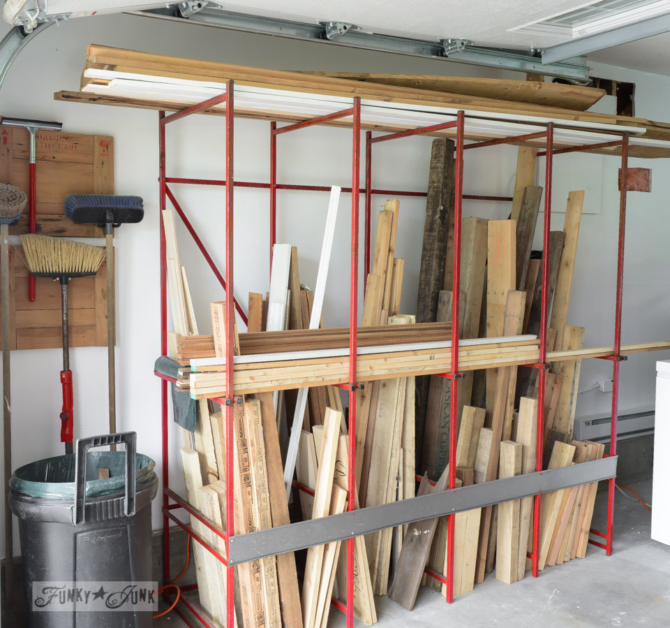 Best ideas about DIY Storage Rack . Save or Pin 20 Scrap Wood Storage Holders You Can DIY Remodelando la Now.