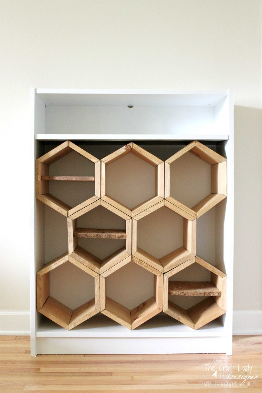 Best ideas about DIY Storage Rack . Save or Pin Hexagon DIY Shoe Rack Now.