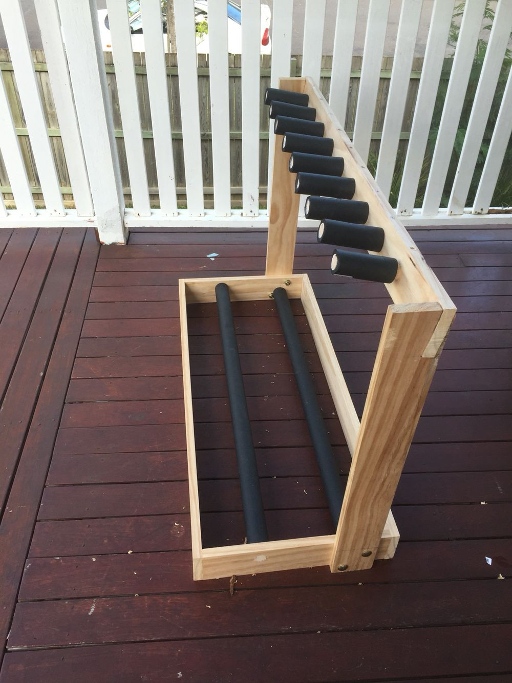 Best ideas about DIY Storage Rack . Save or Pin My recent DIY guitar rack build $20 in bits from the Now.