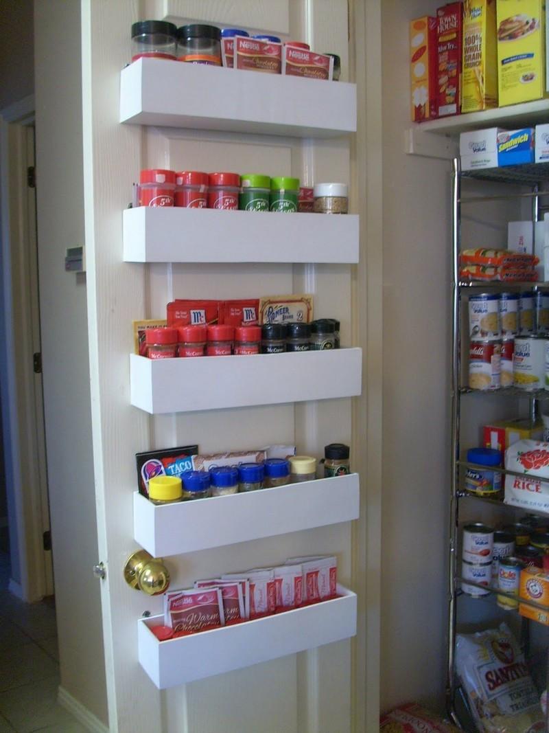 Best ideas about DIY Storage Rack . Save or Pin Easy DIY Kitchen Storage Ideas Now.