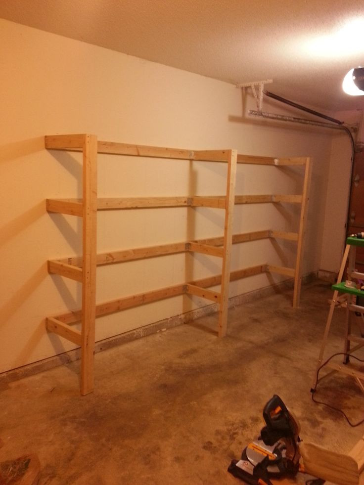 Best ideas about DIY Storage Shelf Plans . Save or Pin 129 best images about DIY Garage Storage Ideas on Now.