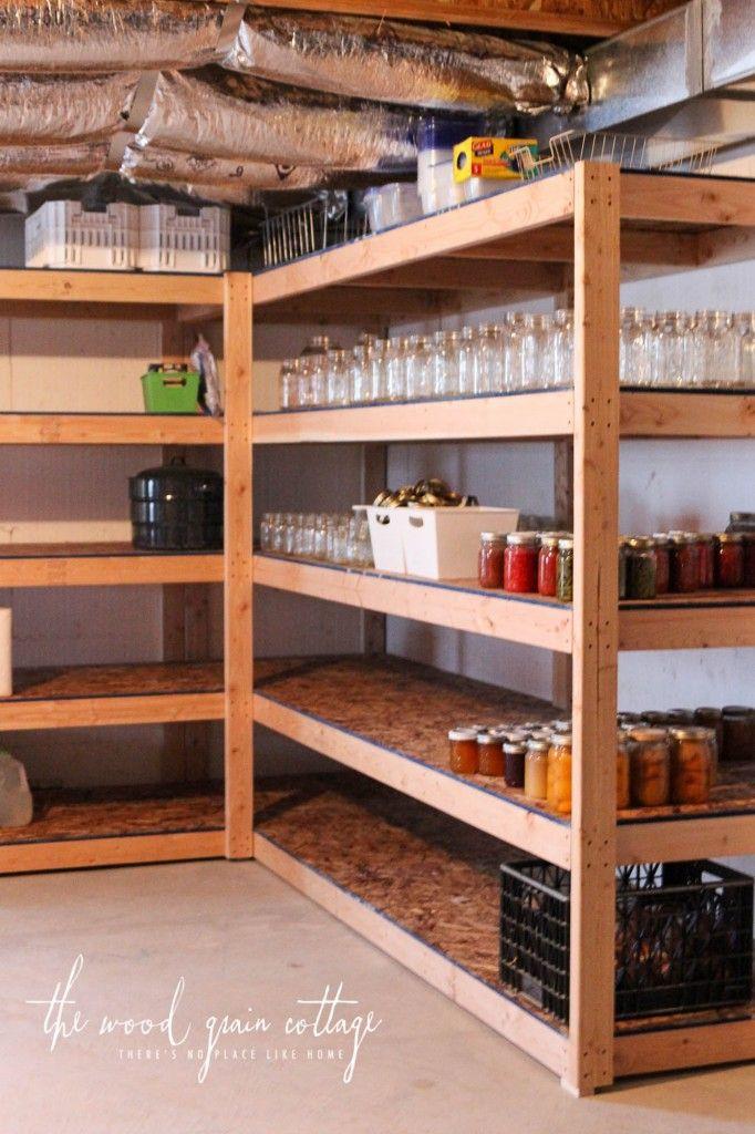 Best ideas about DIY Storage Shelf Plans . Save or Pin Best 25 Storage shelves ideas on Pinterest Now.
