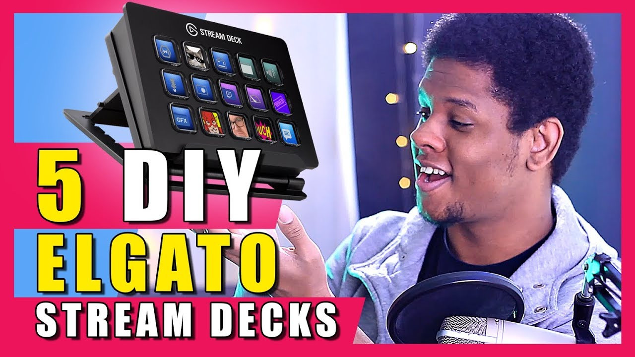 Best ideas about DIY Stream Deck . Save or Pin 5 DIY ELGATO STREAM DECK ALTERNATIVES Now.