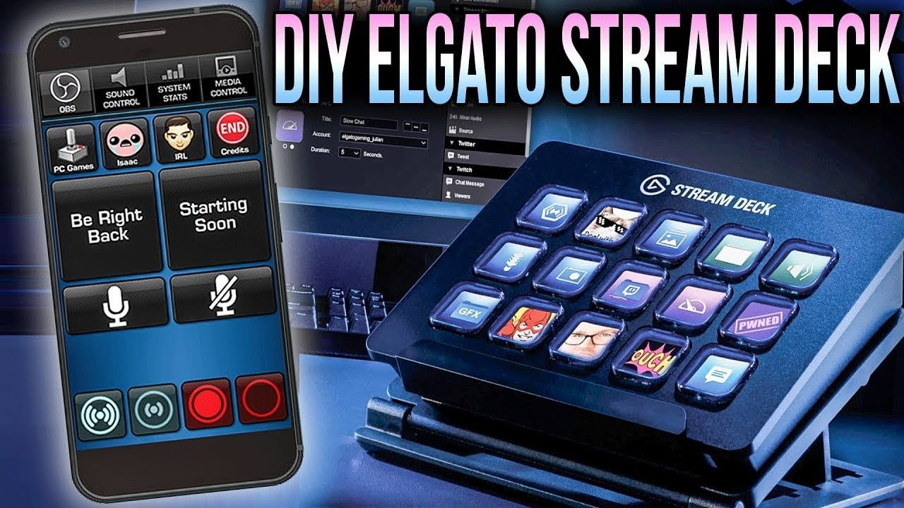 Best ideas about DIY Stream Deck . Save or Pin Make a Elgato Stream Deck for FREE Twitch Now.