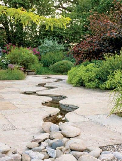 Best ideas about DIY Stream Deck . Save or Pin Patio Stream Garden ideas pation backyard diy Now.