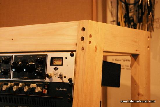 Best ideas about DIY Studio Rack Plans . Save or Pin Studio DIY Recording Studio DIY design Now.