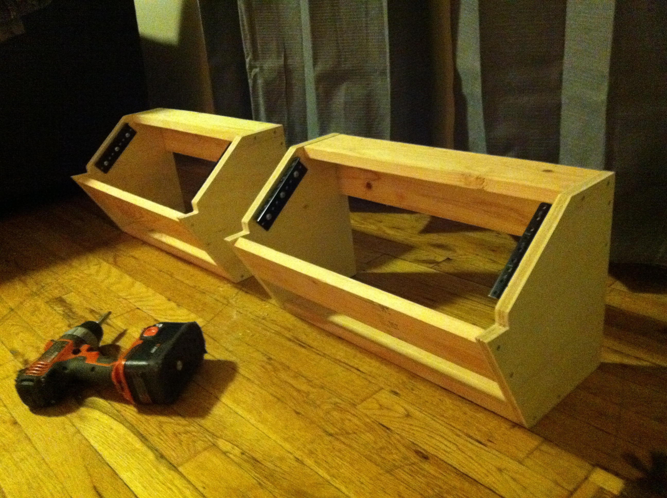 Best ideas about DIY Studio Rack Plans . Save or Pin DIY Studio Desk Keyboard Workstation under 0 img 1601 Now.