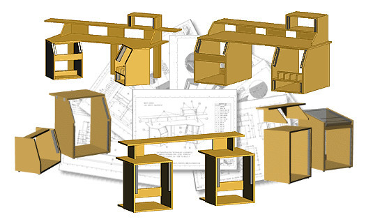 Best ideas about DIY Studio Rack Plans . Save or Pin theFrankes · Rack Plans Now.