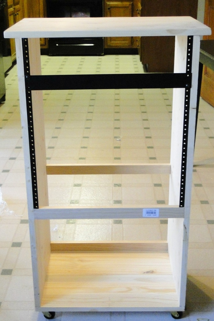 Best ideas about DIY Studio Rack Plans . Save or Pin 1000 images about 19 inch rack & desk building DIY on Now.