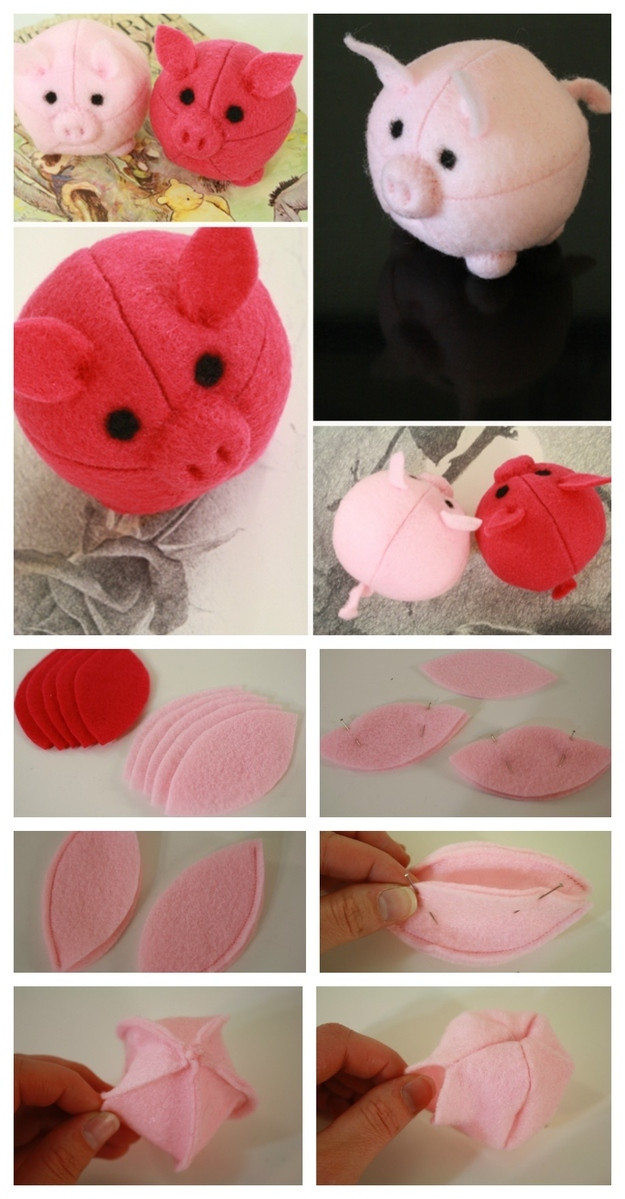 Best ideas about DIY Stuffed Animal . Save or Pin 10 Adorable Stuffed Animals You Can DIY Now.