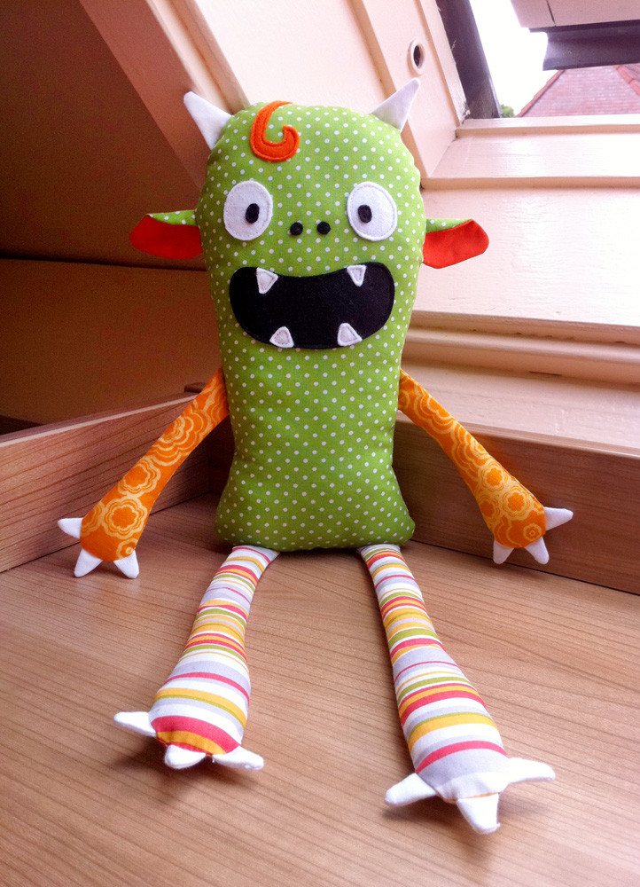 Best ideas about DIY Stuffed Animal . Save or Pin Toy Patterns by DIY Fluffies Halloween sewing patterns Now.