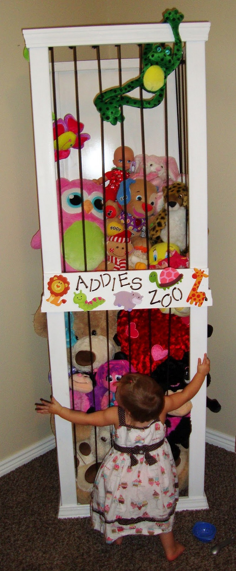 Best ideas about DIY Stuffed Animal . Save or Pin DIY Stuffed Animal Zoo – The Owner Builder Network Now.