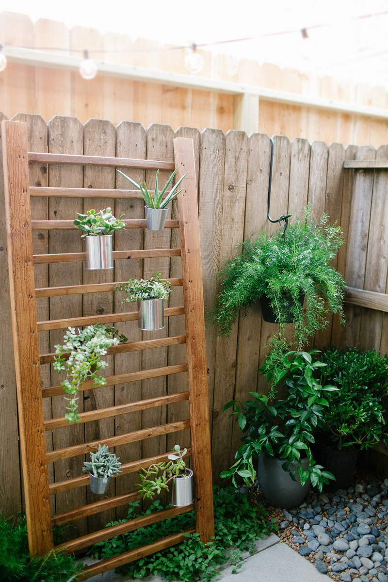 Best ideas about DIY Succulent Wall . Save or Pin DIY Outdoor Succulent Wall Accent Now.