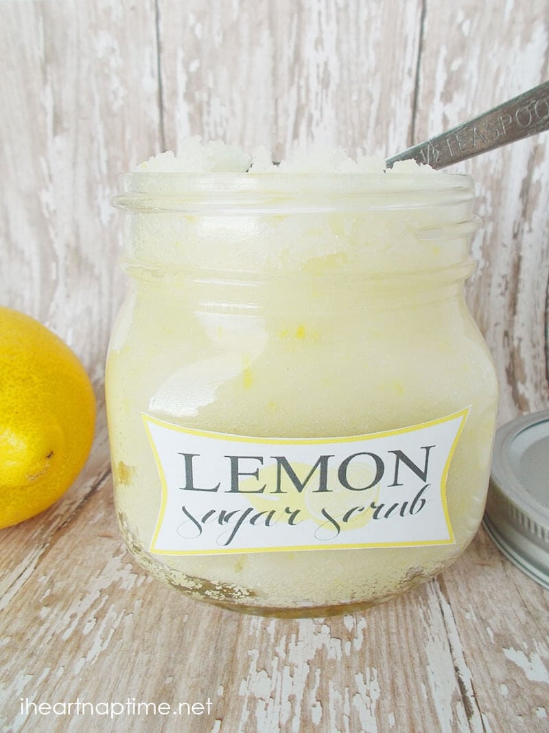 Best ideas about DIY Sugar Scrub . Save or Pin 25 fabulous homemade ts I Heart Nap Time Now.