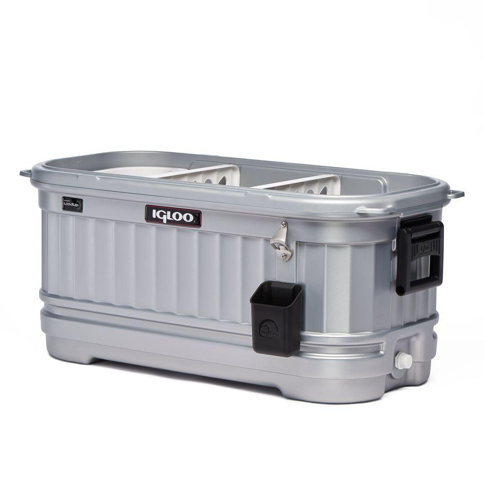 Best ideas about DIY Super Insulated Cooler . Save or Pin IGLOO 125 Qt Party Bar LiddUp Illuminated Cooler Now.