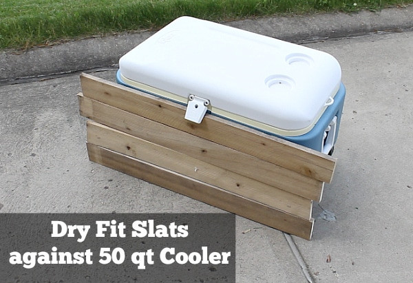 Best ideas about DIY Super Insulated Cooler . Save or Pin How to Build a Rustic Cooler Now.