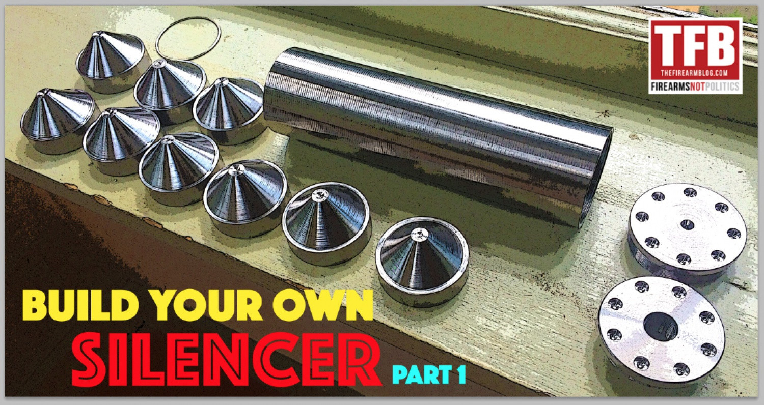 Best ideas about DIY Suppressor Kit . Save or Pin Build Your Own Silencer Part 1 The Firearm BlogThe Now.