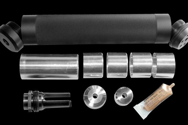 Best ideas about DIY Suppressor Kit . Save or Pin Dark Side Defense Solvent Trap with Flash Hider cough Now.