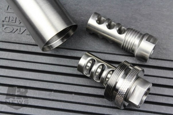 Best ideas about DIY Suppressor Kit . Save or Pin DIY Building A Titanium Suppressor At Home The ponents Now.