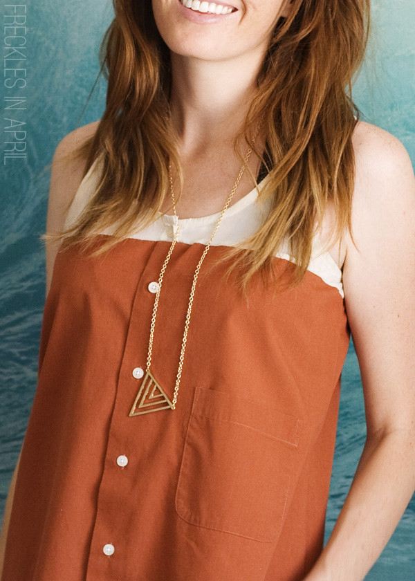 Best ideas about DIY Swimsuit Cover Ups . Save or Pin Freckles in April DIY Swimsuit Cover up Now.