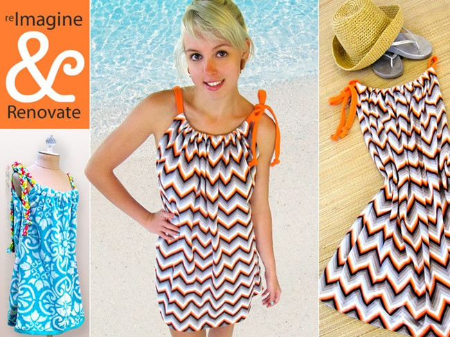 Best ideas about DIY Swimsuit Cover Ups . Save or Pin DIY Beach Coverups to Make Now Now.
