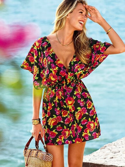 Best ideas about DIY Swimsuit Cover Ups . Save or Pin WobiSobi T Shirt Beach Cover up DIY Now.
