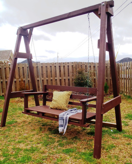 Best ideas about DIY Swing Frame . Save or Pin How To Build A Backyard Swing Set Now.
