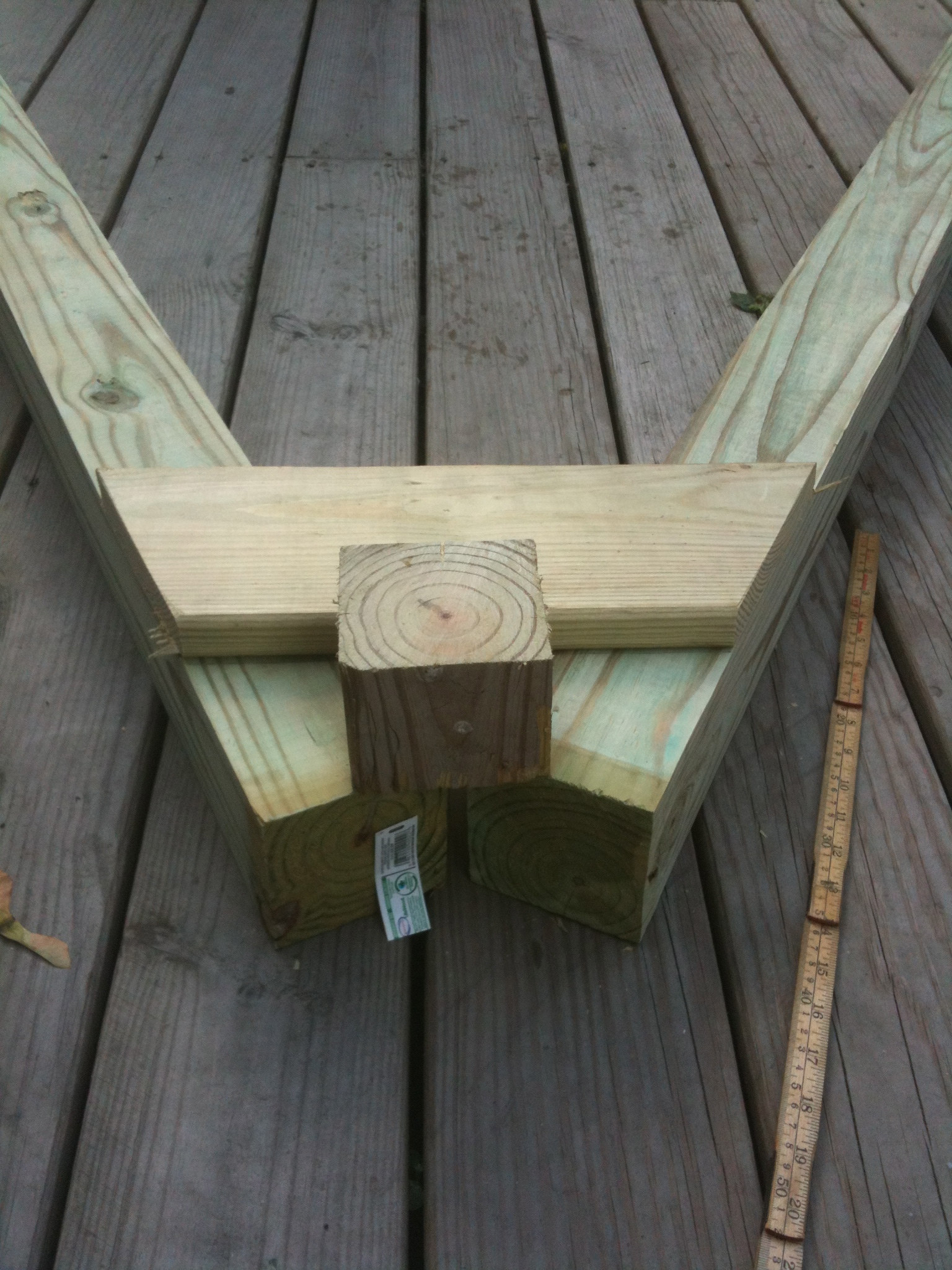Best ideas about DIY Swing Frame . Save or Pin woodworking Plans for building a simple swing set out of Now.