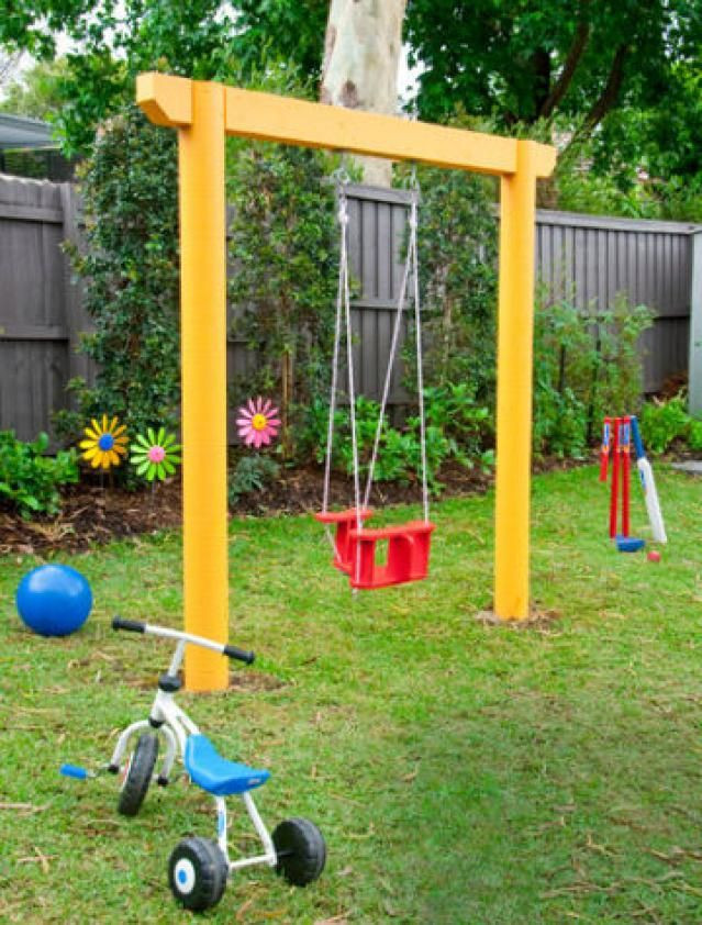Best ideas about DIY Swing Frame . Save or Pin 17 Best ideas about Kids Swing Sets on Pinterest Now.