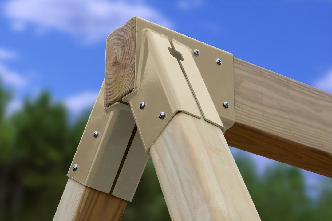 Best ideas about DIY Swing Frame . Save or Pin Free Standing Swing Beam with Swings DIY Kit Now.