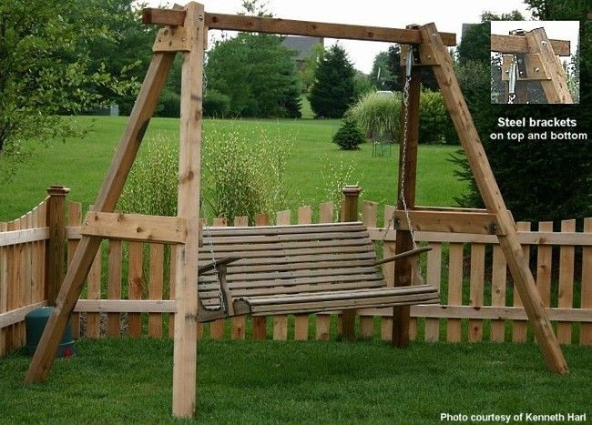 Best ideas about DIY Swing Frame . Save or Pin 1000 images about Swing Frame on Pinterest Now.