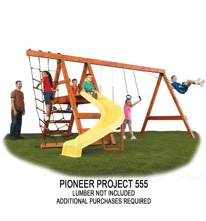 Best ideas about DIY Swing Set Hardware Kits . Save or Pin Pioneer Custom Swing Set Hardware Kit by Swing n Slide Now.