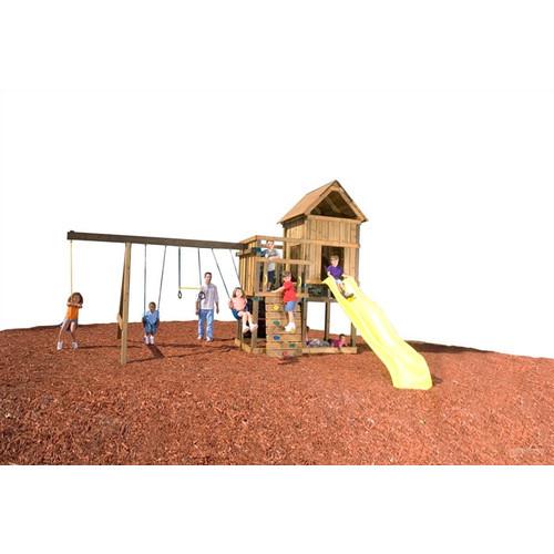 Best ideas about DIY Swing Set Hardware Kits . Save or Pin Swing n Slide Ready to Build Custom Kodiak DIY Swing Set Now.