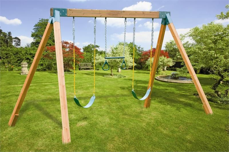 Best ideas about DIY Swing Set Hardware Kits . Save or Pin Classic A Frame Do It Yourself Cedar Swing Set Hardware Now.