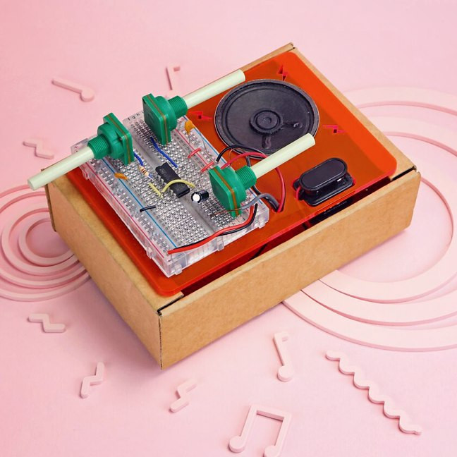 Best ideas about DIY Synthesizer Kits . Save or Pin DIY Synth Kit Now.