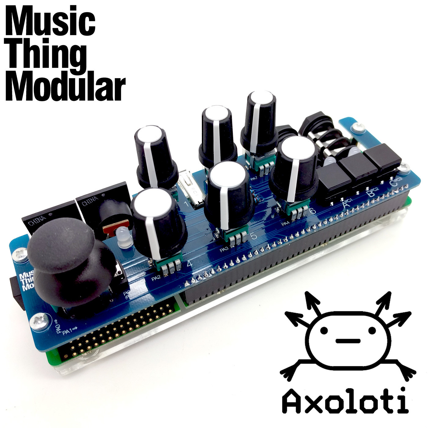Best ideas about DIY Synthesizer Kits . Save or Pin Music Thing AxoControl PCB Now.